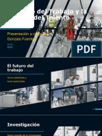 El Futuro Del Trabajo y La Gestion Del Talento 2019