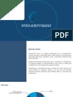 Propuesta Redes Sociales Publisitemas
