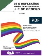 E-book - Livro DEBATES E REFLEXÕES