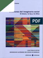 Luis Pérez-Creaciones del imaginario social