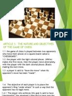 Chess Ppt Seminar