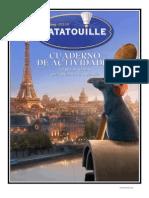 Cuaderno de Actividades de Ratatouille