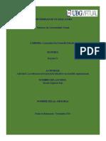 La Evaluacion en Los Proyectos Educativos en El Ambito Organizacional