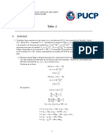 Examen PUCP