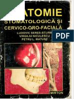 Anatomie stomatologică și cervicofacială