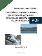 Circuito Turistico Matalaque