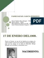 Diapositivas Padre Rafael