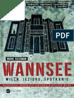Wannsee - Mark Roseman
