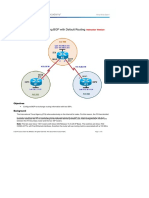 CCNPv7 ROUTE Lab7-1 BGP Config Instructor