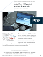 5 Comandos Do Cisco IOS Que Todo Network Admin Deveria Saber _ DlteC Do Brasil