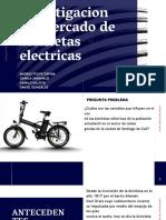 Investigacion de Mercado de Bicicletas Electricas (1)