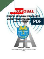Proposal Kunjungan Kerja Praktik-tkj