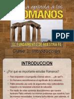 Romanos - Clase 1a