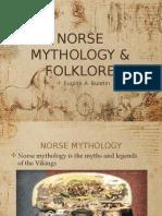 Norse Mythology and Folklore