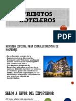 TRIBUTOS HOTELEROS