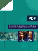 Compendio Mundial Educación 2010 Unesco