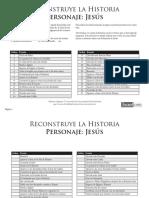 Reconstruye La Historia Jesus