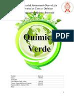 Pia Quimica Verde