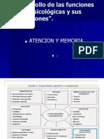 04- ATENCION Y MEMORIA - Material de Apoyatura