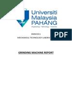 Grinding Report.docx