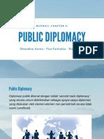 Presentasi Komglob Kelompok 6 (Public Diplomacy)