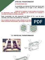 2.2 Partes Del Transformador