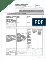 AA1- Metodología de La Investigación