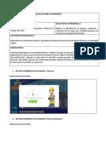 Evidencia 3 (de Producto) RAP2_EV03 Actividad Interactiva y Documento Peligros y Riesgos en Sectores Económicos