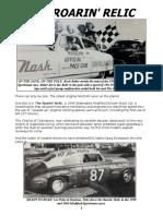 Griffin Motors Racing presents