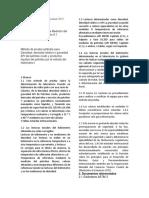 Densidad de l Petroleo API Valdizan