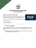 ISA notified