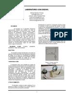 Formato de Laboratorio (Ieee) Transistores
