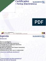 Firma Digital Venezuela