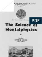Science of Mental Physics - Initiate Group Course