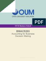 BMAC5203