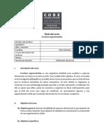 Programa Core Escritura Argumentativa