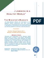 Regional Health Authority REPORT
