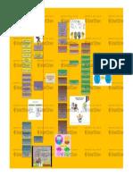 mapa conceptual sobre las características de la investigacion cualitativa y cuantitativa