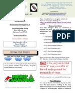 bgs newsletter december 2019
