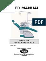 manual servicio unidad odontologica