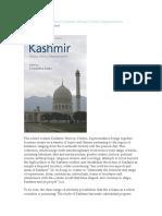 Chitralekha Zutshi Editor Kashmir Histor