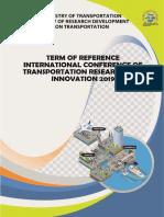 Paper Format for transportation journal