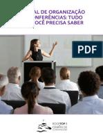 ebook organizaçao de conferencias