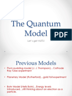Intro to Quantum Model - Extra Powerpoint