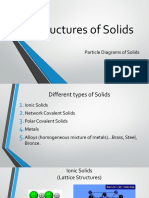 Structures of Solids and n _ p Doping