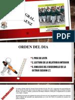 Quinta Sesion Ct 2016-2017