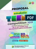 PROPOSAL Lomba Siswa 2019