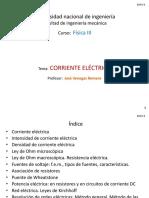Corriente eléctrica (1)