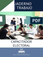 Capacitador Electoral