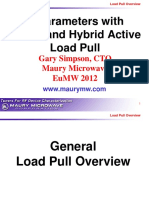 Load Pull Overview_Muray Microwave